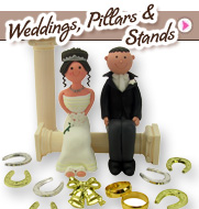 Weddings, Pillars & Stands