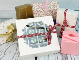 Chocolate & Sweet Boxes