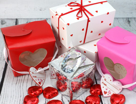 Valentines Day Cake Decorations