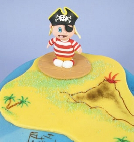 Claydough Pirate