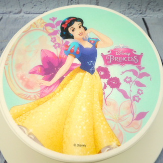 Disney Princess Snow White Wafer Plaque Cake Topper