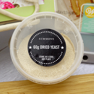 Dried Yeast (60g)