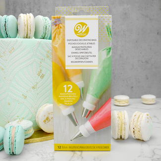 Wilton 12 Inch Disposable Piping Bags