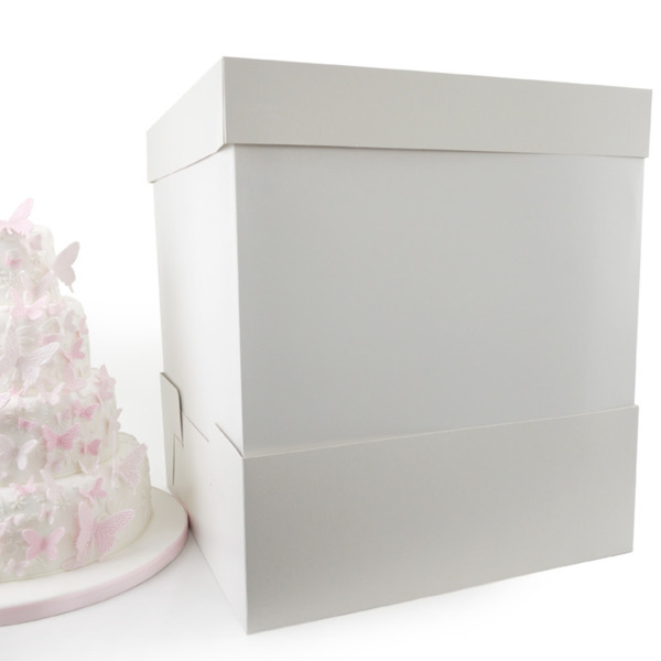 Tall Stacked Cake Box