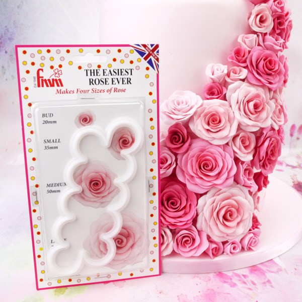 Fmm 'The Easiest Rose Ever' Cutter
