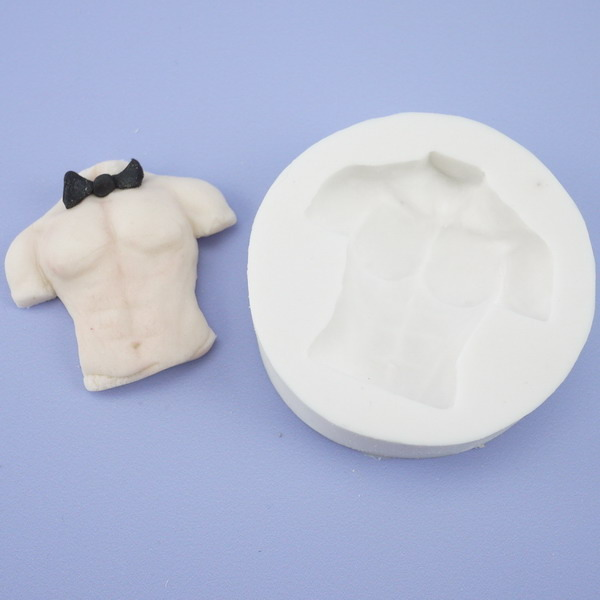 Six Pack Torso Silicone Mould