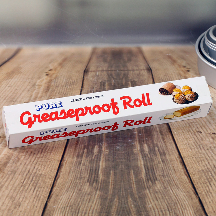 Roll Of Greaseproof Paper