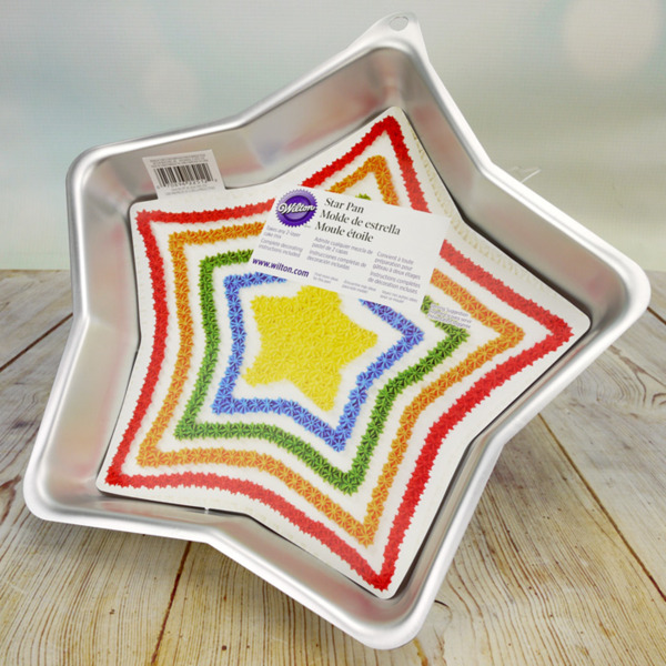 Large Star Tin
