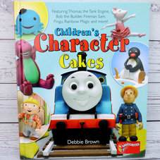 Children's Character Cakes By Debbie Brown