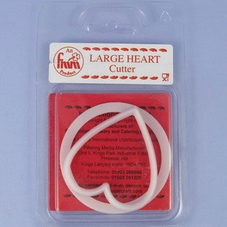 Fmm Large Heart Cutter