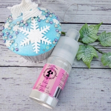 Edible Non Aerosol Glitter Spray Pump In Silver