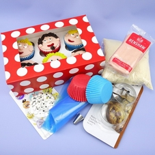 'Bake A Dad' Cupcake Kit