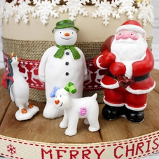 The Snowman & Friends Luxury Cake Decoration Set