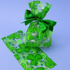 Pack Of 20 Shamrock Shower Party Bags