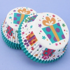 Pack Of 75 Celebration Cupcake Cases