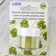 PME Pistachio Sparkle Lustre Powder Dust