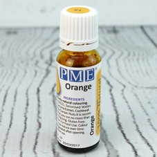 PME Orange Natural Food Colouring