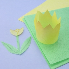 Pack Of 12 Green Or Yellow Edible Rice Paper Sheets