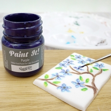 Rainbow Dust Purple 'Paint It!' Edible Food Paint