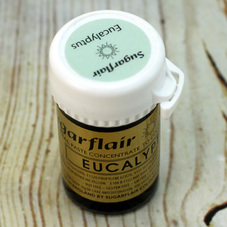 Sugarflair Paste Food Colouring - Eucalyptus - image 1