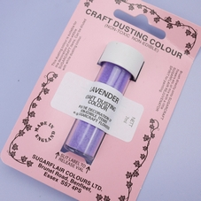 Sugarflair Craft Dusting Colour - Lavender