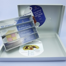 Silverwood Deluxe Baking Set  (Brownie, Swiss Roll & Battenberg Tins)