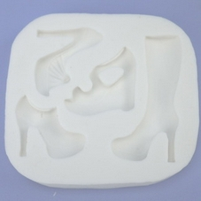 Multi Shoe Silicone Mould - image 2