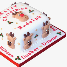 Karen Davies Large Reindeer Head Mould (CHECK IT'S CORRECT PRODUCT!) - image 3