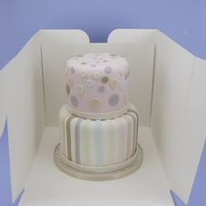 14 x 13 Inch Tall Cake Box For Stacked Cake - image 4