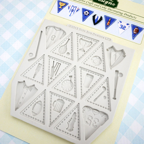 Katy Sue Bunting For Boys Design Mat